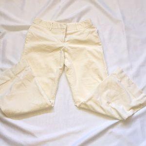 Kenneth Cole Wide Leg Corduroy Pants